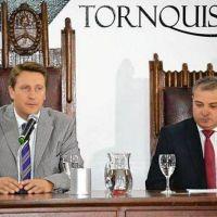 """""""Llegamos a un grado de madurez política"""", afirmó el Intendente Bordoni tras su reunión con Trankels"""