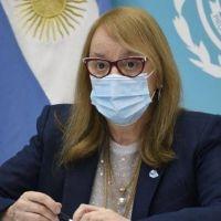 Alicia Kirchner anunció el pago del aguinaldo a la administración pública