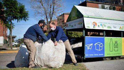 Qué es Ruta Verde, el proyecto que permitió reciclar toneladas de plástico en el interior de Buenos Aires