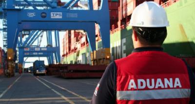 Se realizó el paro de trabajadores de Aduana en todo el país