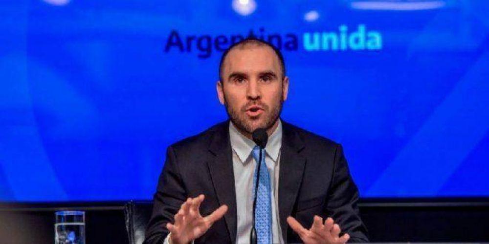 """La pauta salarial de Guzmán bajo """"fuego amigo"""": PAMI y legislativos firman paritarias en torno al 40%"""