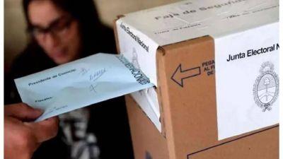 PASO: la Cámara Nacional Electoral pide vacunar a todas las autoridades de mesa