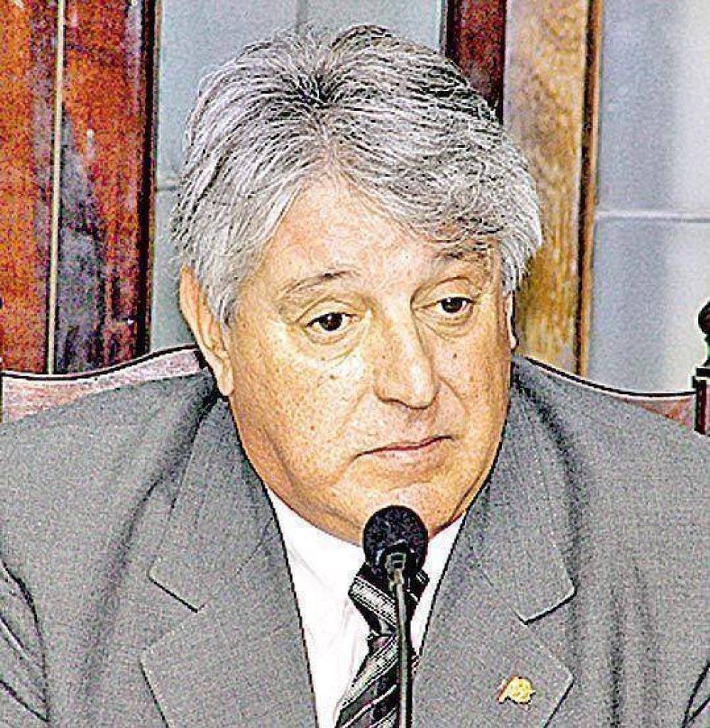 "Renunció el intendente kirchnerista de Balcarce: ""Me pudieron"", dijo"
