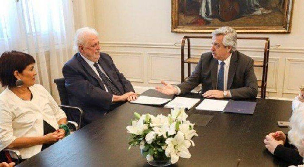 La charla y las paces entre Alberto Fernández y Ginés González García, el destino 2023 de Axel Kicillof y un cumpleaños antigrieta