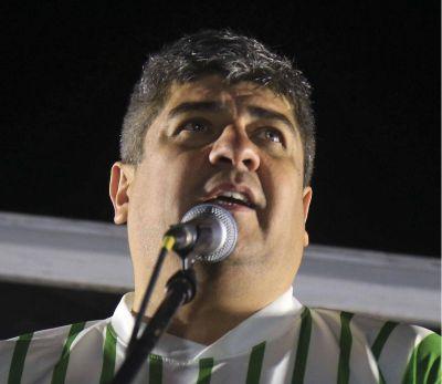 Pablo Moyano bajó la marcha a la AFA contra su cuñado para evitar contagios, pero advirtió: «Ya encontraremos el momento adecuado»