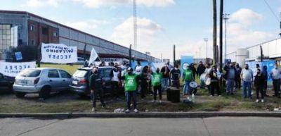 Aecpra inició medidas de fuerza en TASA Logística por falta de respuestas a los jerárquicos