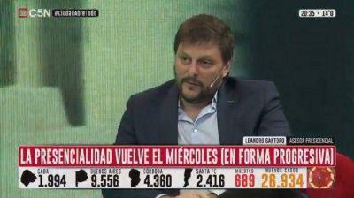 Leandro Santoro: