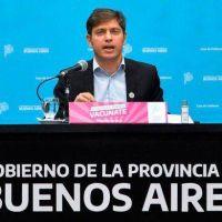 La provincia de Buenos Aires va a repartir para todo el país 20 millones de vacunas