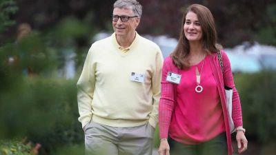 La separación de Bill Gates y Melinda French: ¿cómo dividirán 148.000 millones de dólares?
