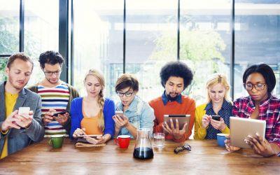 Milllenials y Centennials apuestan al consumo saludable