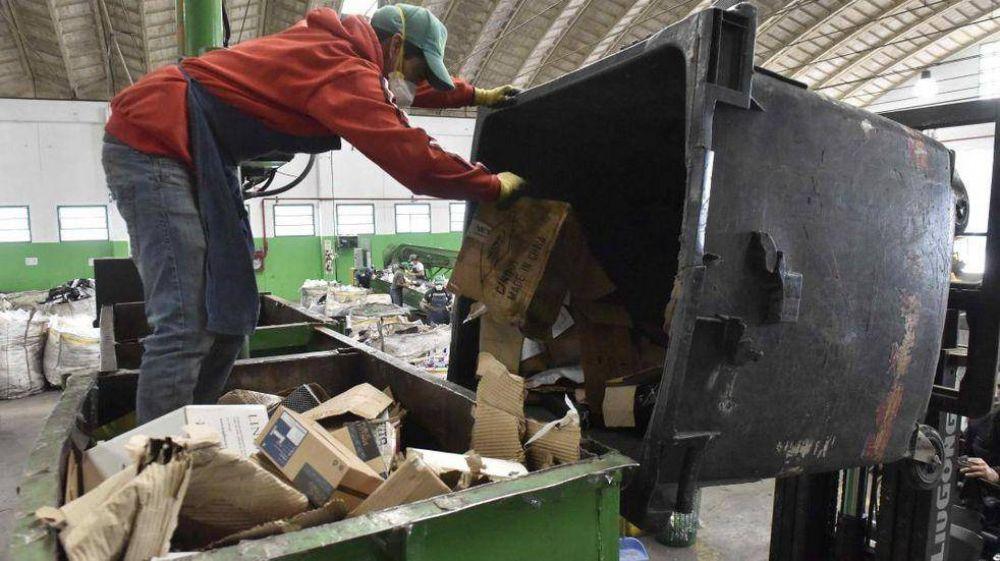 Guaymallén se une a la campaña provincial de reciclaje