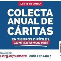 Cáritas Argentina comienza su tradicional colecta anual