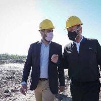 """Bay: """"El proyecto sobre residuos sólidos urbanos es una obra absolutamente necesaria para Formosa"""""""