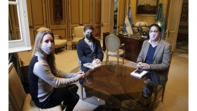 Clases presenciales en Buenos Aires: Kicillof y Trotta preparan el regreso con protocolos