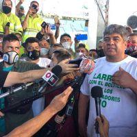Moyano rompió todos los moldes: pidió 52% de aumento, más un bono y la vacunación de los 220 mil camioneros