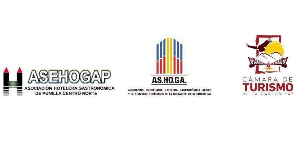 El sector turístico de Villa Carlos Paz y Punilla lanzó una dura advertencia: 'Nuestro quiebre es inminente'