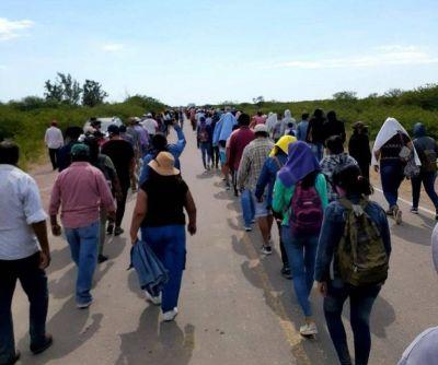 Un referente campesino vinculó al dueño de las gaseosas Manaos con el narcotráfico, en el marco de un conflicto por tierras