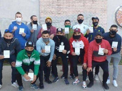 San Francisco: vacunaron a los recolectores de residuos