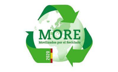 More 2.0 comienza a monitorizar el consumo de plástico reciclado
