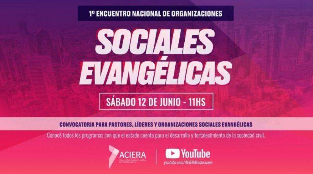 Organizaciones Sociales Evangélicas se reunieron ayer con los Ministros de Desarrollo Social de Nación, CABA y Provincia de Buenos Aires
