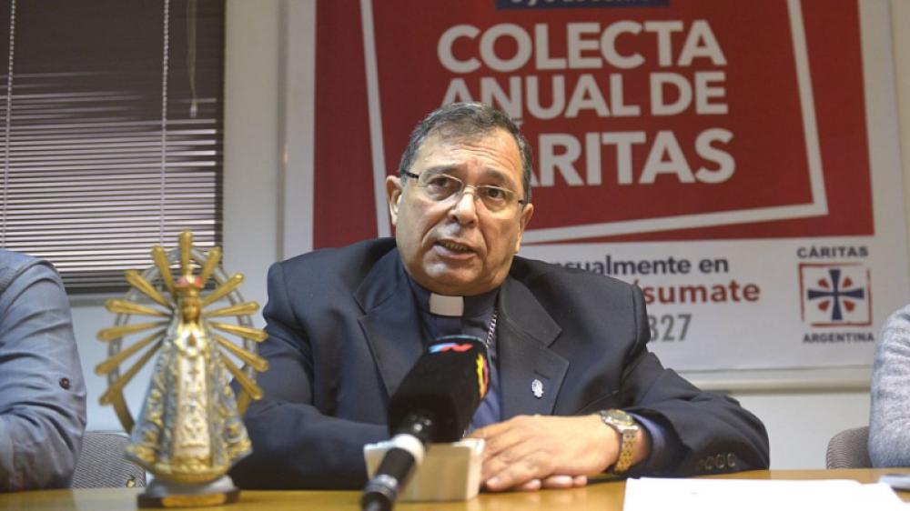 """""""Los desencuentros políticos e ideológicos agravan la situación social"""", advierte Cáritas"""