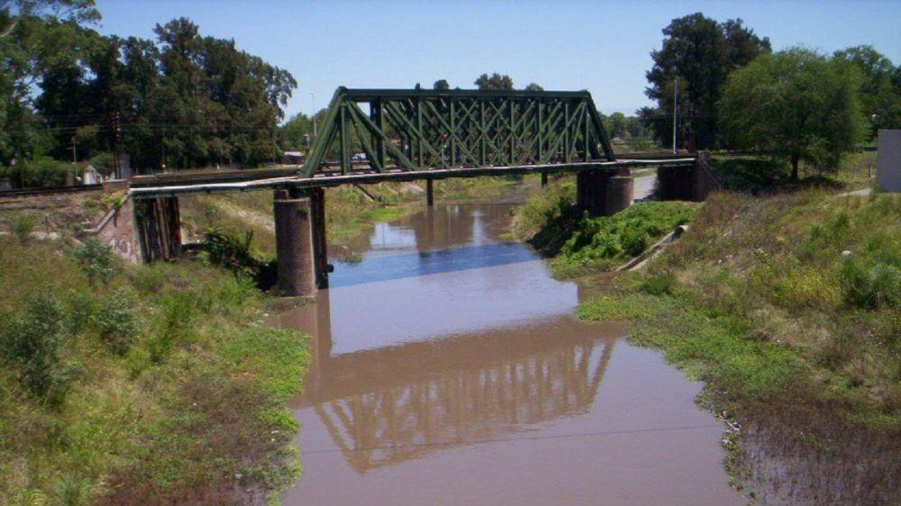 Limpiarán el Arroyo Soto Forletti para evitar inundaciones en Ituzaingó
