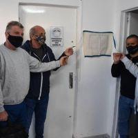 El Sindicato de Trabajadores Municipales homenajeó a los veteranos de Malvinas