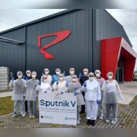 ¡Vamos, Argentina! El laboratorio Richmond finalizó la producción del primer lote de vacunas Sputnik V