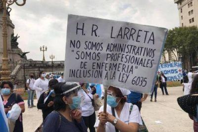 En el momento más álgido de la pandemia, más de 50 enfermeros renunciaron al hospital Durand y advierten que la situación se extiende a toda la Ciudad