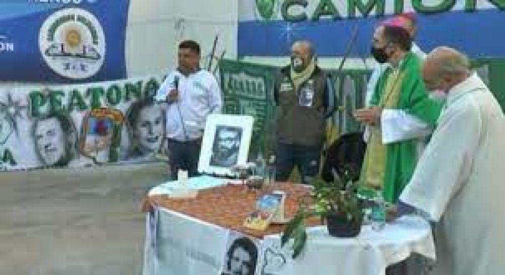 Día del Barrendero: Recordaron al cura y trabajador desaparecido Mauricio Silva
