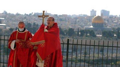 """Tierra Santa: """"Día de la Paz para Oriente Medio"""""""