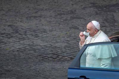 El Papa Francisco habla de la reconstrucción tras la pandemia