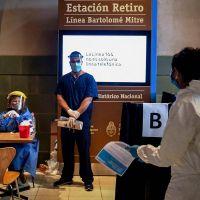 Coronavirus en Argentina: confirmaron 589 muertes y 27.260 contagios en las últimas 24 horas