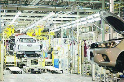 Industria: el uso de la capacidad instalada ya se ubica por encima de abril de 2019