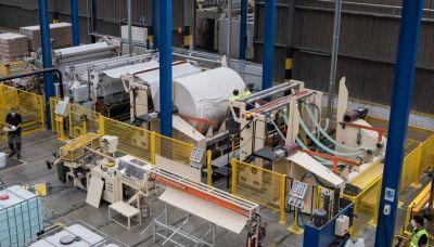Ismax, papel tisú reciclado a la conquista del mercado