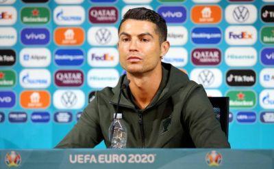 ¿Coincidencia? Acciones de Pepsi se van al cielo tras desaire de Cristiano Ronaldo a Coca-Cola