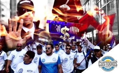 No da para más: Los Custodios exigen que los salarios de los trabajadores de seguridad igualen a la canasta básica de alimentos