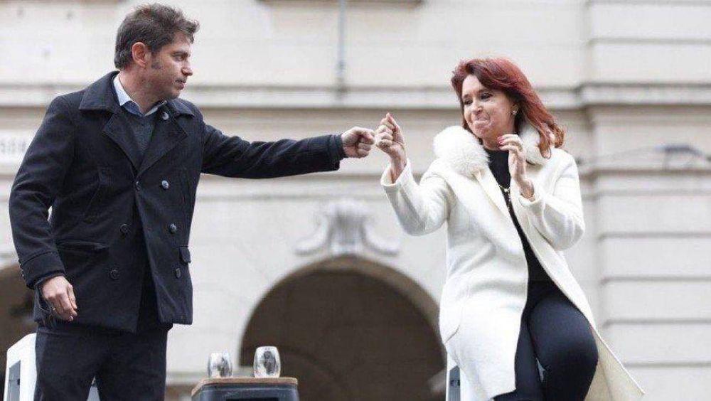 Cristina avanza de nuevo, ¿y Alberto qué?