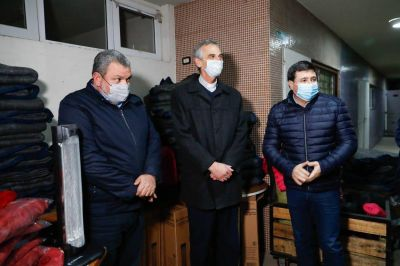 Se presentó el Operativo Abrigar desde la parroquia San Cayetano en Liniers