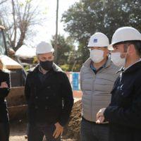 Inician obras de red de agua que beneficiarán a 28 mil pilarenses