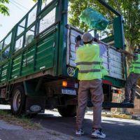 Vicente López fomenta las buenas prácticas ambientales en los barrios