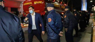 Avellaneda: Se inauguró el anexo del cuartel de Bomberos Villa Domínico – Wilde