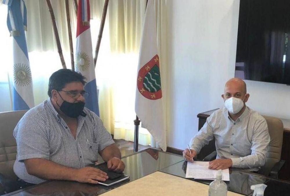 Insólito: municipio presenta como su testigo al secretario General del Sindicato de Trabajadores Municipales en el juicio por la reinstalación de los médicos despedidos
