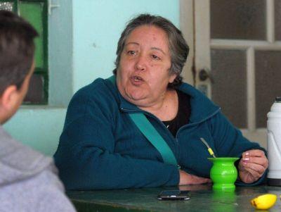 """Viviana Marfil: """"necesitamos hablar de una cuestión de salud, y en esa salud están incluidos los pibes"""""""