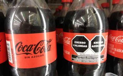 Lanzan nueva Coca-Cola Sin Azúcar