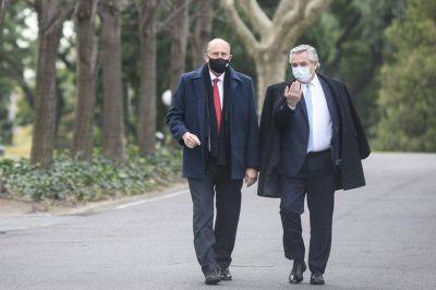Por la suba de casos, Alberto recibió a Perotti en Olivos y Vizzotti y De Pedro viajaron a Córdoba