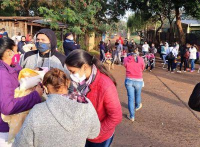 Iprodha y Municipio harán relevamiento en Chacra 246 para solución habitacional de familias en situación de emergencia