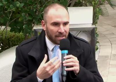 Martín Guzmán reclamó a empresarios por la inflación: