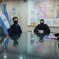 Franco Bagnato y Jorge Macri charlan con jóvenes referentes PRO