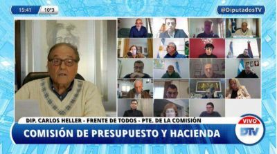 Diputados: oficialismo y oposición firmaron un dictamen único sobre el proyecto de monotributo